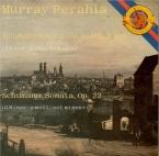 SCHUMANN - Perahia - Sonate pour piano n°2 en sol mineur op.22
