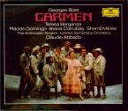 BIZET - Abbado - Carmen, opéra comique WD.31