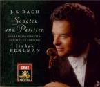 BACH - Perlman - Sonate pour violon seul n°1 en sol mineur BWV.1001