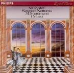 MOZART - I Musici - Divertimento pour cordes n°1 en ré majeur K.136 (K6