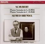 SCHUBERT - Brendel - Sonate pour piano en sol majeur op.78 D.894 'Fantas