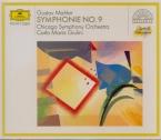 MAHLER - Giulini - Symphonie n°9