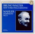MAHLER - Walter - Symphonie n°5