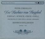 CORNELIUS - Hollreiser - Der Barbier von Bagdad (live Wien 1952) live Wien 1952