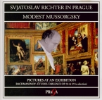 MOUSSORGSKY - Richter - Tableaux d'une exposition, pour piano