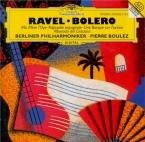 RAVEL - Boulez - Ma mère l'oye, musique de ballet pour orchestre