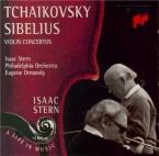 TCHAIKOVSKY - Stern - Concerto pour violon en ré majeur op.35