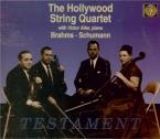 BRAHMS - Hollywood Strin - Quatuor avec piano n°1 en sol mineur op.25