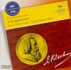 BRAHMS - Jochum - Symphonies (intégrale)
