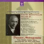 Dimitri Mitropoulos Vol.8
