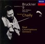 BRUCKNER - Chailly - Symphonie n°9 en ré mineur WAB 109