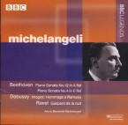 BEETHOVEN - Michelangeli - Sonate pour piano n°12 op.26 'Marche funèbre'