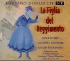 DONIZETTI - Mannino - La figlia del reggimento (La fille du régiment) live RAI Milano 2 - 12 - 1960