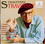 STRAVINSKY - Stravinsky - Suite n°1, transcription pour orchestre de cha