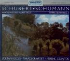 SCHUBERT - Takacs Quartet - Quintette avec piano en la majeur op.posth.1