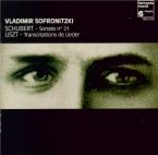 SCHUBERT - Sofronitsky - Sonate pour piano en si bémol majeur D.960