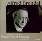 MOZART - Brendel - Sonate pour piano n°12 en fa majeur K.332 (K6.300k)