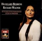 WAGNER - Behrens - Airs d'opéras