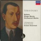 Ballets, Stage Works, Orchestral Works