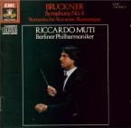 BRUCKNER - Muti - Symphonie n°4 en mi bémol majeur WAB 104