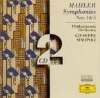 MAHLER - Sinopoli - Symphonie n°1 'Titan'