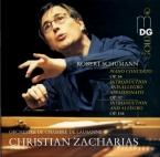 SCHUMANN - Zacharias - Concerto pour piano et orchestre en la mineur op