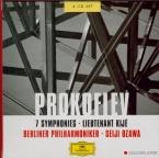 PROKOFIEV - Ozawa - Symphonies (intégrale)