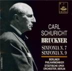 BRUCKNER - Schuricht - Symphonie n°7 en mi majeur WAB 107