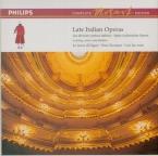 Les derniers opéras italiens