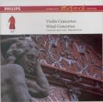 MOZART - Brown - Concerto pour violon et orchestre n°2 en ré majeur K.21