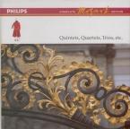 Quintets, Quartets, Trios, etc.