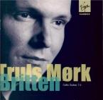 BRITTEN - Mork - Suite pour violoncelle seul n°1 op.72