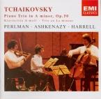 TCHAIKOVSKY - Ashkenazy - Trio pour piano, violon et violoncelle en la m