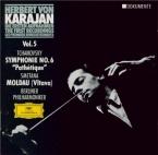 TCHAIKOVSKY - Karajan - Symphonie n°6 en si mineur op.74 'Pathétique'
