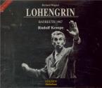 WAGNER - Kempe - Lohengrin WWV.75 (Live Recording Bayreuth 1967) Live Recording Bayreuth 1967