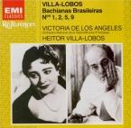VILLA-LOBOS - Villa-Lobos - Bachianas brasileiras n°5