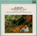 MAHLER - Ancerl - Symphonie n°1 'Titan' (Import Japon) Import Japon