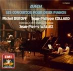 BACH - Béroff - Concerto pour deux clavecins et cordes en do majeur BWV