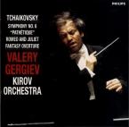 TCHAIKOVSKY - Gergiev - Symphonie n°6 en si mineur op.74 'Pathétique'