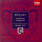 MOZART - Tate - Symphonie n°13 en fa majeur K.112