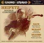 BACH - Heifetz - Concerto pour deux violons en ré mineur BWV.1043 'Doubl