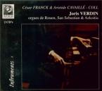 FRANCK - Verdin - Choral n°1 pour orgue enmimajeur FWV.38