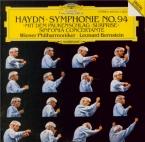 HAYDN - Bernstein - Symphonie n°94 en do majeur Hob.I:94