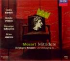 MOZART - Rousset - Mitridate, rè di Ponto (Mithridate), opéra seria en t