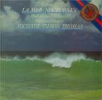 DEBUSSY - Tilson Thomas - La mer, trois esquisses symphoniques pour orch