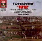 TCHAIKOVSKY - Ozawa - Ouverture pour orchestre en mi bémol majeur op.49