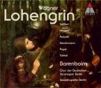 WAGNER - Barenboim - Lohengrin WWV.75
