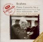 BRAHMS - Backhaus - Concerto pour piano et orchestre n°2 en si bémol maj