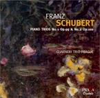 SCHUBERT - Guarneri Trio - Trio avec piano n°1 en si bémol majeur op.99