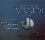 VIVALDI - Gaillard - Concerto pour piccolo (flautino), cordes et b.c. en